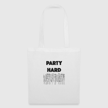 Party hard - Tote Bag
