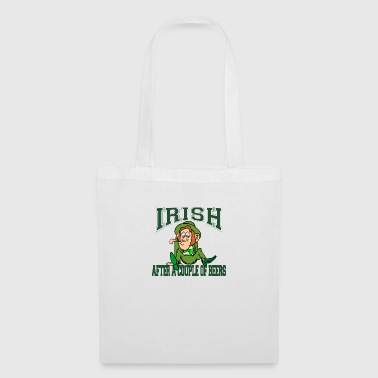 Irish After A Couple Of Beers - Tote Bag