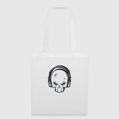 Punk rock skull - Tote Bag