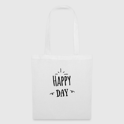 happy day - Tote Bag