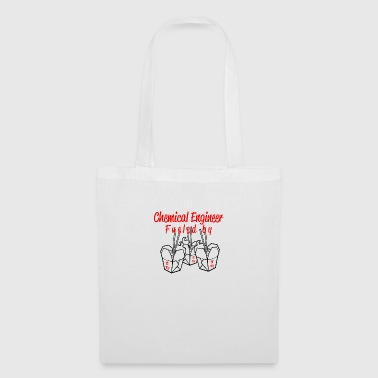 chemical engineer fueled by - Tote Bag