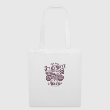 Street Bikers2 - Tote Bag
