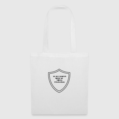 Real Gamers need no virus protection - Tote Bag
