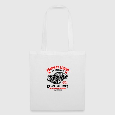 Roadway Legend 1 2 - Tote Bag