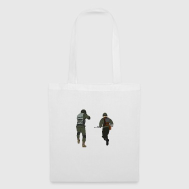 soldiers - Tote Bag