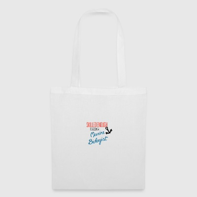 Skilled enough to become a marine biologist - Tote Bag
