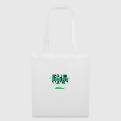 Les muscles Installation - Tote Bag
