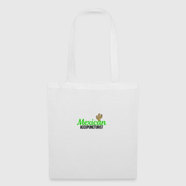 mexicaine Accupuncturist - Tote Bag