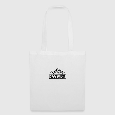 NATURE MOUNTAINS OUTDOOR OUTBACK CLIMBING HIKING LAKE - Tote Bag