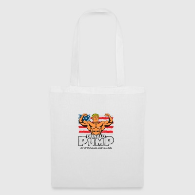 Donald Pump Color - Tote Bag