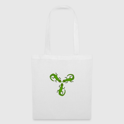 lizards - Tote Bag