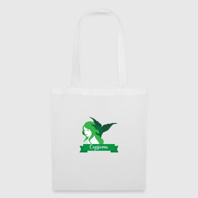 Star sign Capricorn / Zodiac Capricorn - Tote Bag
