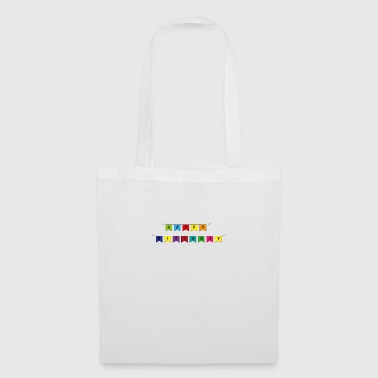 Happy B Day - Tote Bag