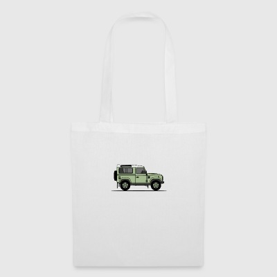 Defender 90 - Tote Bag