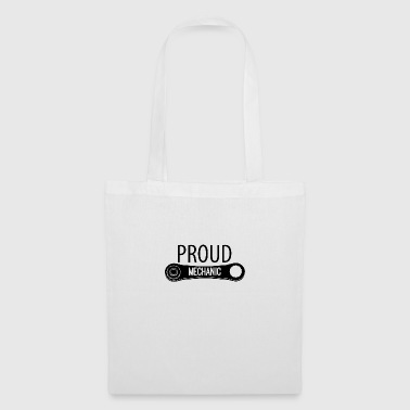 Mechanic: Proud Mechanic - Tote Bag