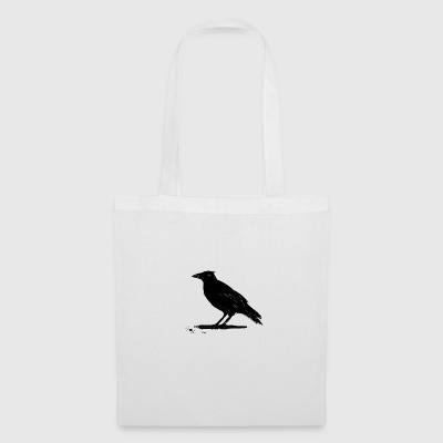 Ravenfeather - black - Tote Bag