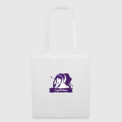 Signs of the Zodiac Sagittarius - Tote Bag