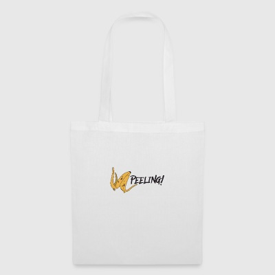 Fruit / Fruits: banana peeling! banana peel - Tote Bag