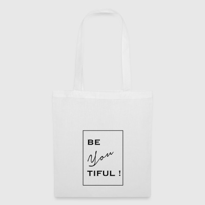 beyoutiful - Tote Bag