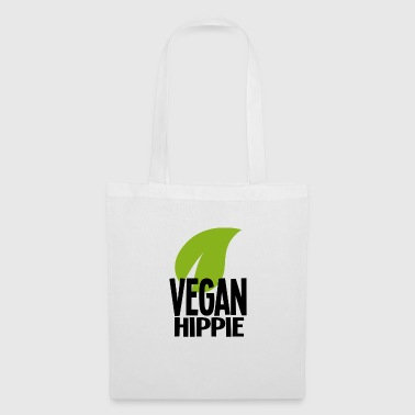 Vegan hippie - Tote Bag
