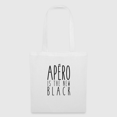 Aperitif is the new black - Tote Bag
