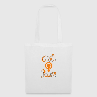 girl power 1 - Tote Bag