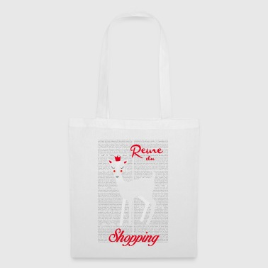 Reine du Shopping - Tote Bag