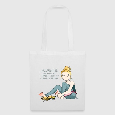 Woman top  - Tote Bag