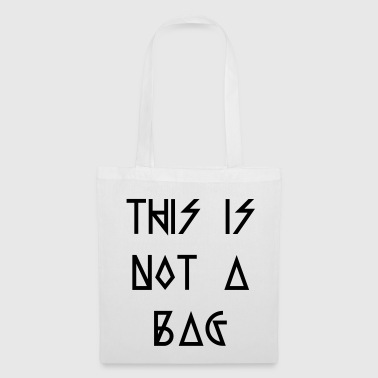 This is not a Bag - Stoffbeutel