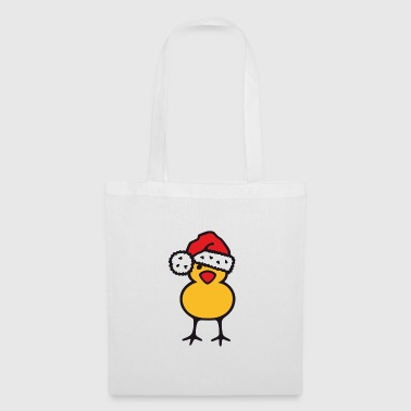 Christmas Chick - Tote Bag