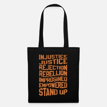 Injustice INJUSTICE REBELLION EMPOWERED - Tote Bag