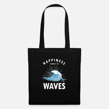Surf Boarder Surfing Water Sports Surf Boarder Wave Rider - Tote Bag
