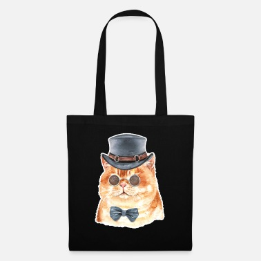 Sir Sir cat - Borsa di stoffa