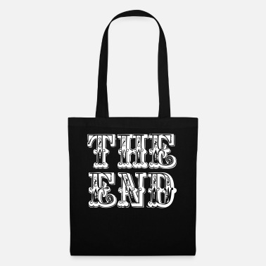 End the end | The end - Tote Bag
