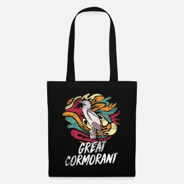 Nature Conservation Cormorant gift - Tote Bag
