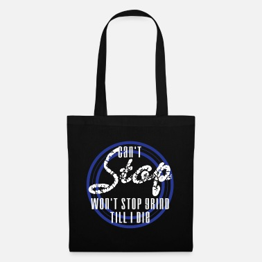 Business Inspirational Grind Tshirt Design Can t Stop Won - Tote Bag