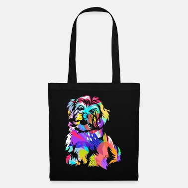Animal Lover havanese dog - Tote Bag