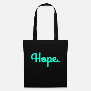 Awesome Give, receive and share hope with this simple and - Tote Bag