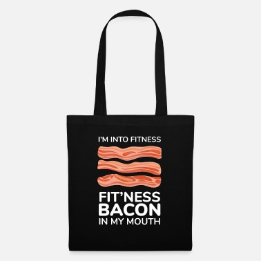 Bacon Fit'Ness Bacon I MIT mund Bacon Fitness mad Fedt - Mulepose