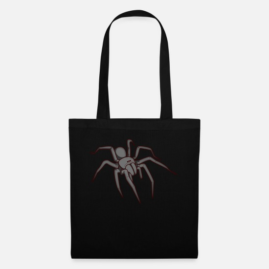 Pungdyr Tasker & rygsække - Spider Tarantula Animal Zoo Animal Park Jungle Gift - Mulepose sort