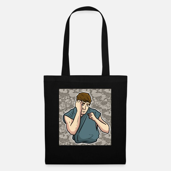 Birthday Bags & Backpacks - Krav Maga Gift - Tote Bag black