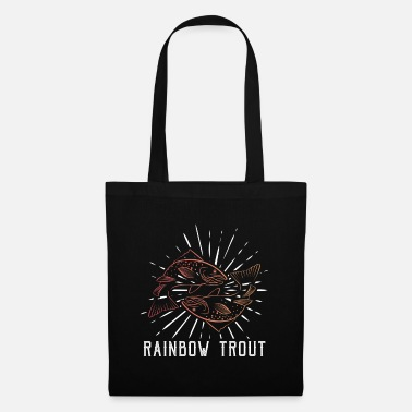 Trout Rainbow trout, trout - Tote Bag