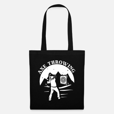 Ax throwing - Tote Bag