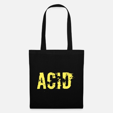 Acid Techno ACID Techno - Bolsa de tela