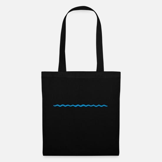 grote tas lichtblauw, XL tas, vakantie tas, aan zee
