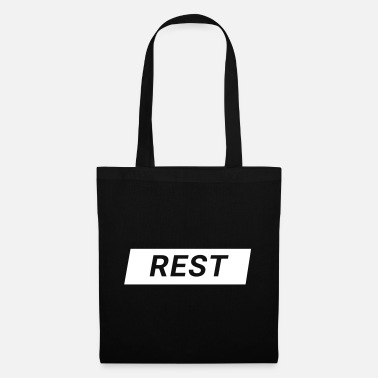 Rest Rest - Tote Bag