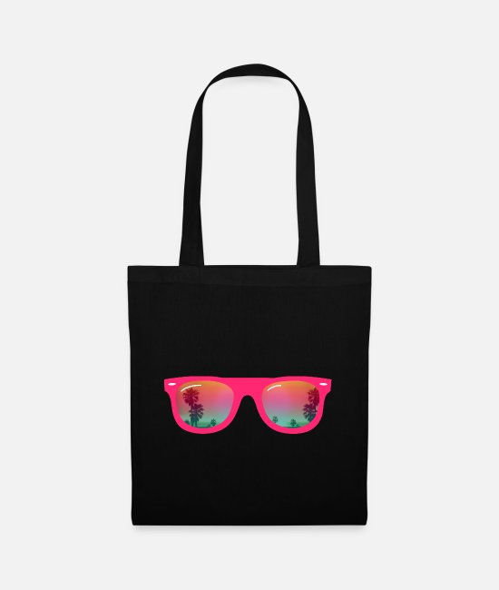 Design Bags & Backpacks - Sunglasses - Sunglasses - Tote Bag black