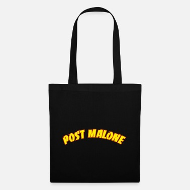 Post Post Malone Graphic - Stoffentas