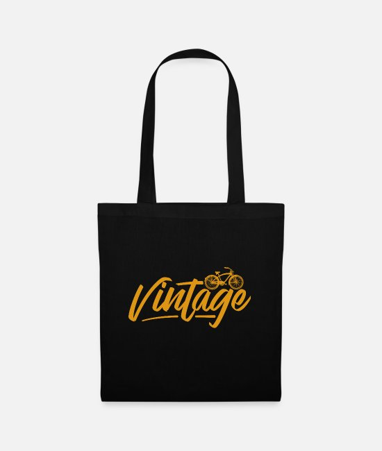 Vintage Bags & Backpacks - Vintage - Tote Bag black