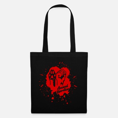 Animal Liberation Animal Liberation - Paint (red) - Tote Bag